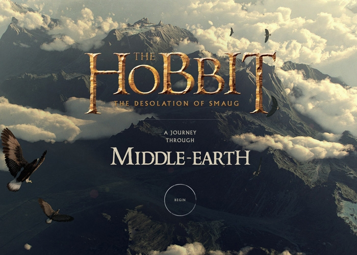 A Journey trought Middle-earth